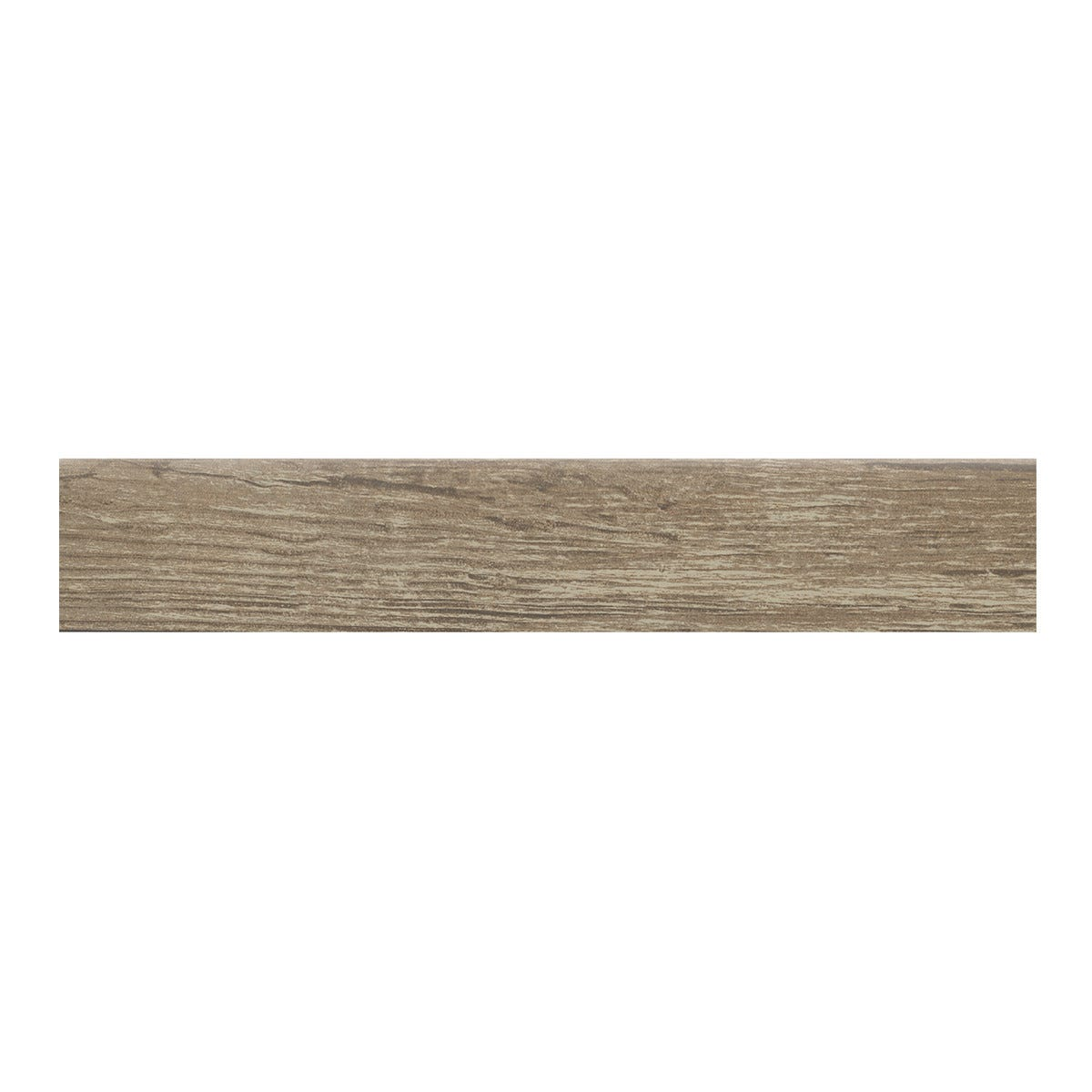 Battiscopa Staccato Dal Pavimento battiscopa legno bosco marrone 8x45x0,8 cm 8 pezzi gres porcellanato